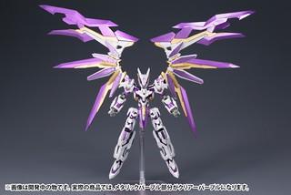 壽屋《Frame Arms 骨裝機兵》 LX-00 Reyfalux レイファルクス