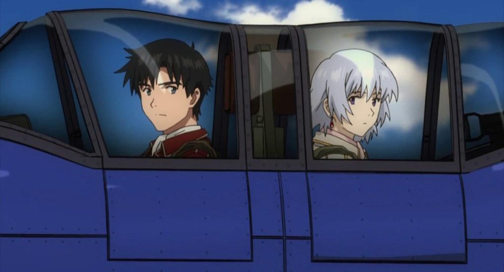 Hikari Analisa: A Princesa e o Piloto