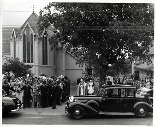 St Marys Cathedral, Auckland - Divine Service (25 December 1953)