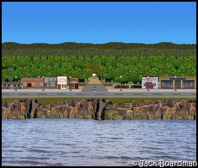 Downtown Danger Bay