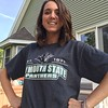 #PlymouthState bound baby! This girl is going to change the world!