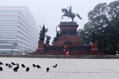 Mucking around Buenos Aires