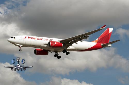 A332 - Airbus A330-243F