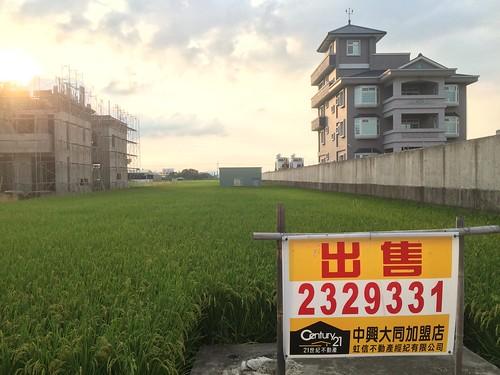 農舍炒作有礙台灣農業發展。(圖片來源:台灣農村陣線提供)