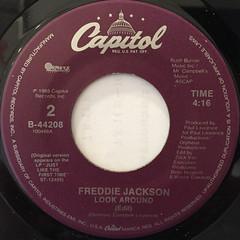 FREDDIE JACKSON:HEY LOVER(LABEL SIDE-B)