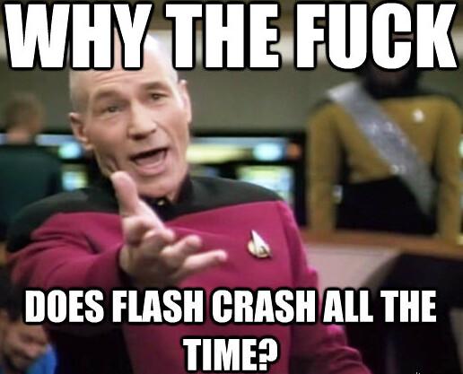 Flash для Linux таит опасность