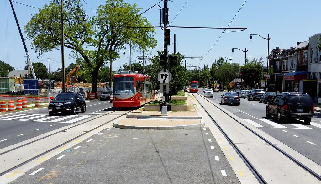 DC Streetcars on Benning Road