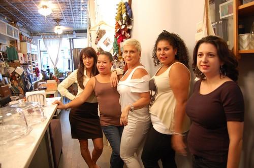 Fashion Show at La Casita 2013