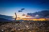 sunrise at Highway 160, Las Vegas