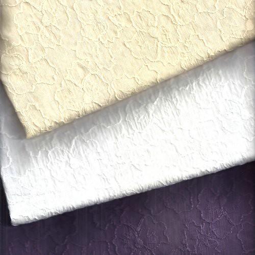 三葉繡花 森林系 布蕾絲 歌德蘿莉風 服裝布料 1490059