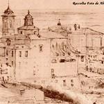 1719 1930 Marino, veduta particolare S. Barnaba a, di Gaspar van Wittel 1719 ca b