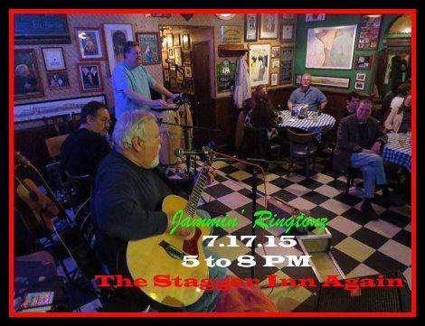 Jammin' Ringtonz 7-17-15