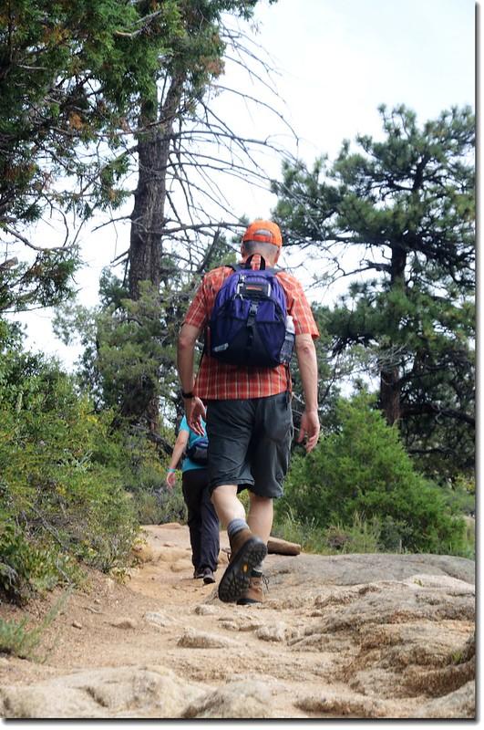 Lumpy Ridge Trail 4