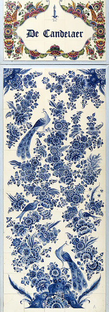 Delft Blue Tiles (Holland)
