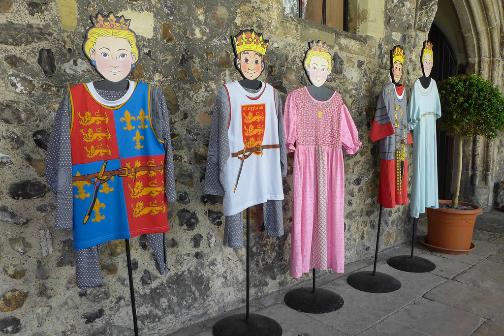 Cathedral Costumes