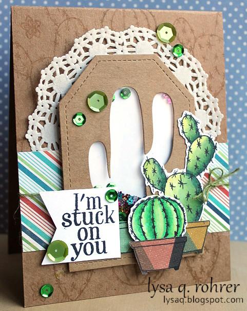 Cacti Shaker