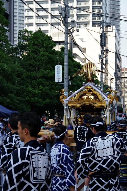 Tsukuda-Sumiyoshi Shrine Festival 2015 46