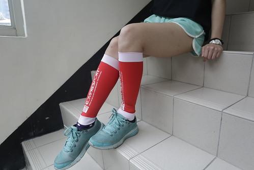 壓縮襪、壓縮腿套實測比較:路跑、消水腫推薦必選的一雙 (1)