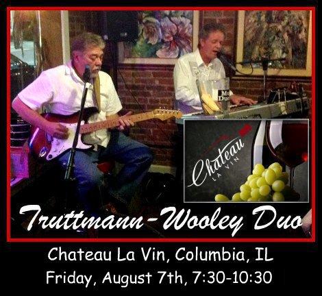 Truttmann Wooley Duo 8-7-15