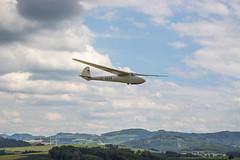 DFS Weihe Final Glide