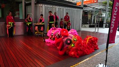 CNY in Brisbane Queen St Mall