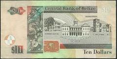 P68c - 10 Dollars (2007)