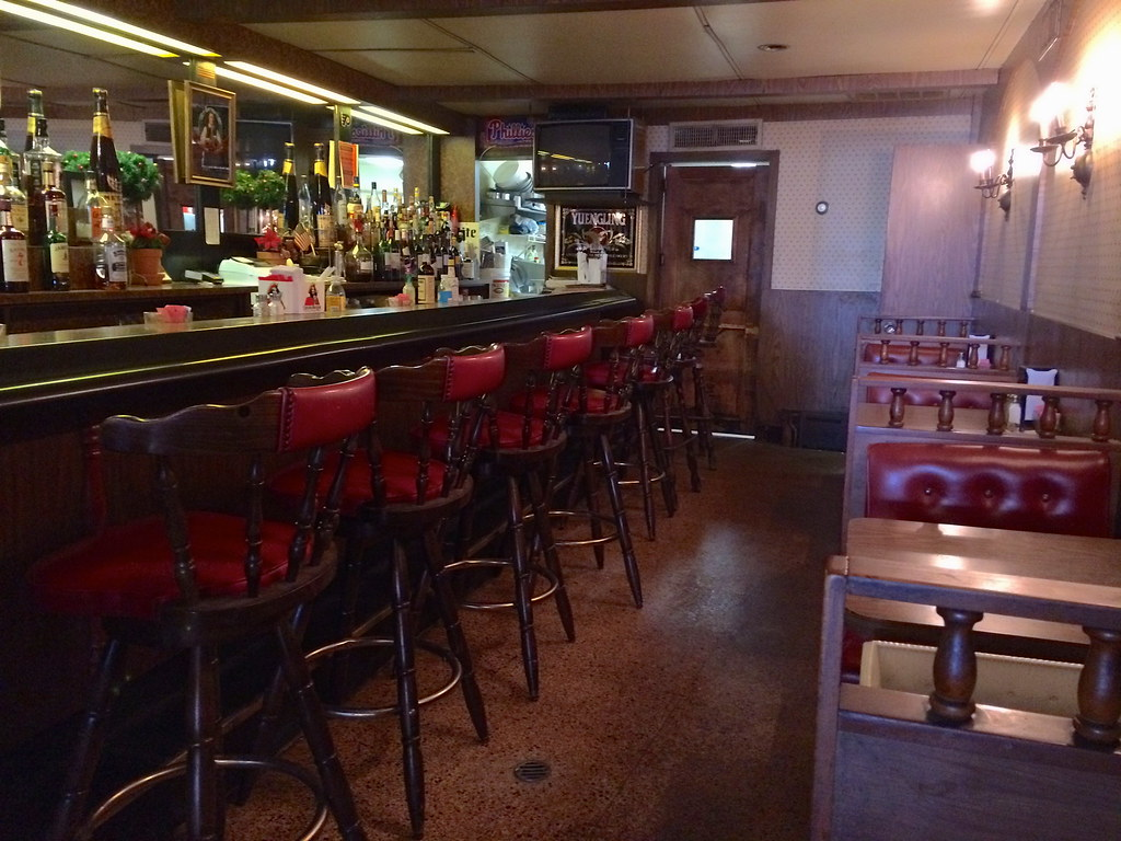 DeStarr's Restaurant Bar West Chester Pennsylvania PA Retro Roadmap