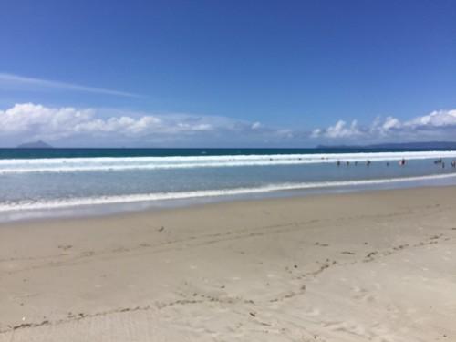 Tawharanui, New Zealand