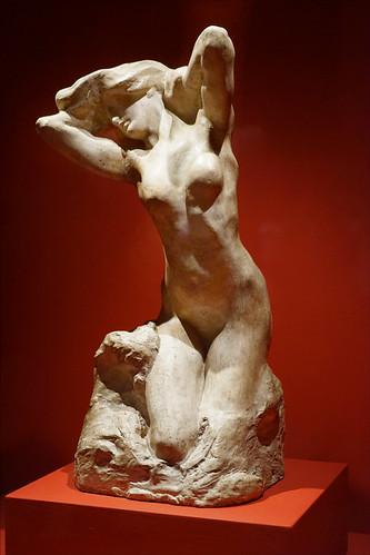 La Toilette de Vénus d'Auguste Rodin (Musée Rodin, Paris)