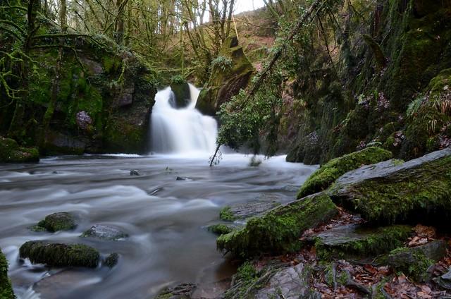Mullinhassig Waterfall