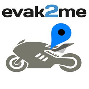платформа онлайн подбора мотоэвакуатора Evak2me