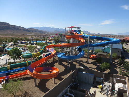 Zipp, Zapp, and Zoom, Wet n Wild, Las Vegas, Nevada
