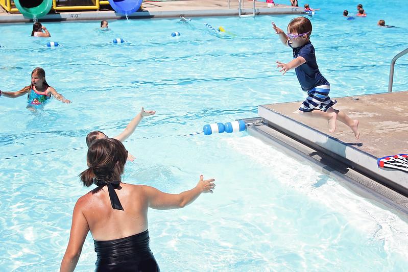 Quinter Kansas Pool