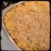#Homemade #Macaroni and #Cheese #CucinaDelloZio - top w/breadcrumbs pop in oven