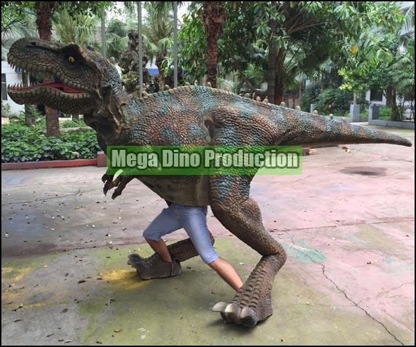 Naughty T-Rex