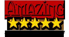 Amazing 5 stars