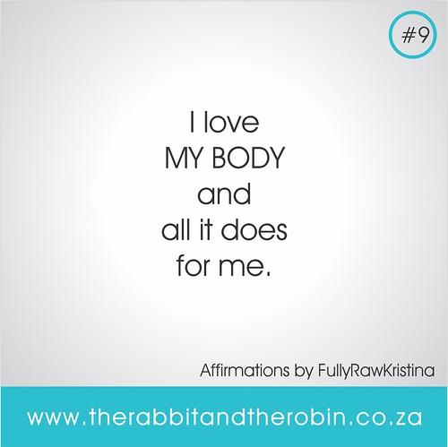 Affirmations _ by Kristina _ rabbitandrobin 9