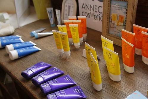 produits Annecy Cosmetics