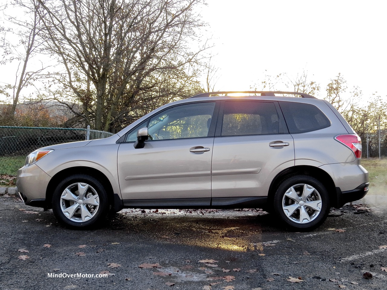 2015 Subaru Forester Profile