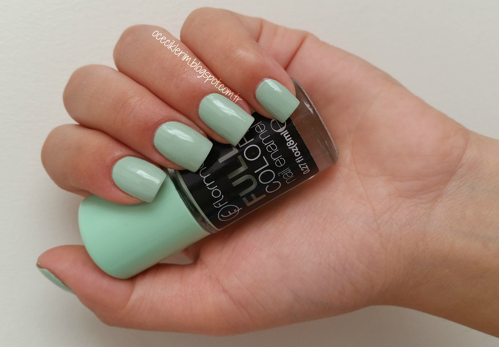 Flormar Full Color - Petite Mint