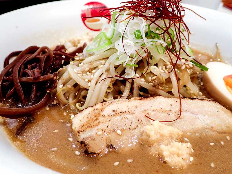 炙り味噌らー麺