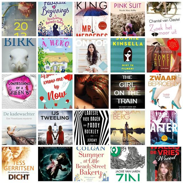 Gelezen boeken juli 2015