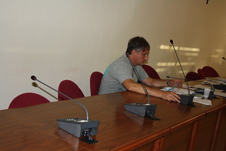 Casamassima-Caravella durante il consiglio del 29 luglio