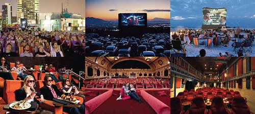 『未来の映画館』を作るワークショップ