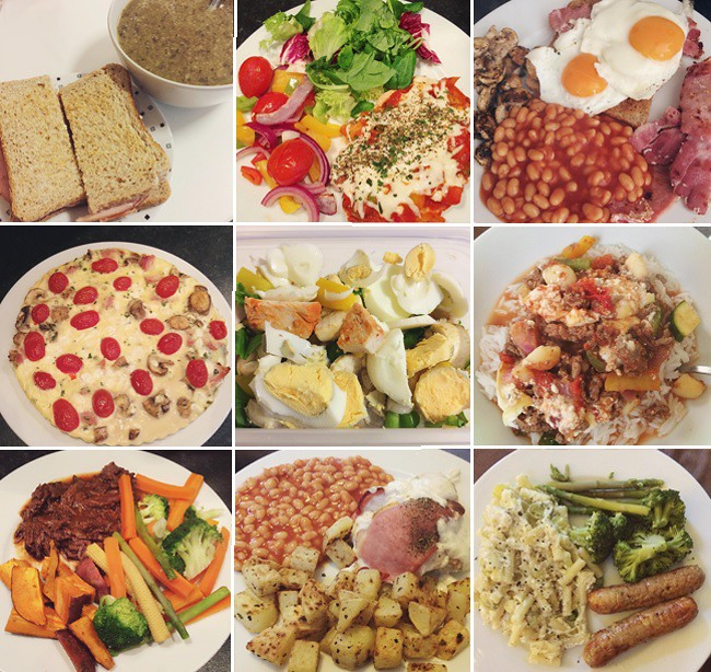 SLIMMING WORLD WEEK 2 - FOOD AND WEIGH IN | VIPXO