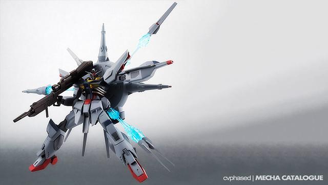 ROBOT Damashii <Side MS> Providence Gundam