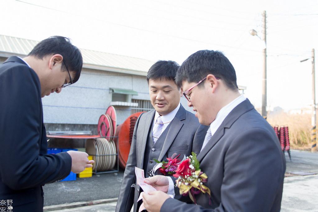 台南婚攝-炳男&慧玲-迎娶儀式 (28)