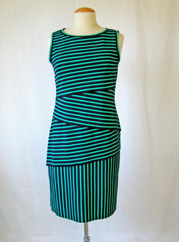 shingle dress on form front