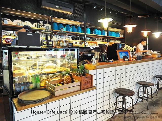 House+Cafe since 1910 桃園 百年古宅餐廳 21