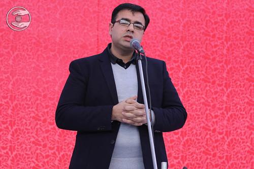 Manoj Aapan from United Kingdom, expresses his views